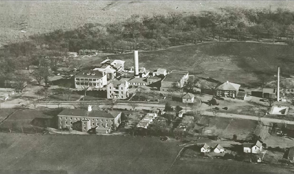 The Milford Trade School, Southeast Community College - about 1947